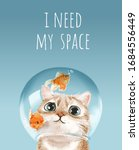 I Need My Space Slogan With...