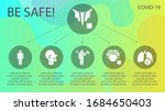 insignia filled icon set on... | Shutterstock .eps vector #1684650403
