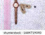 womans accessories studio...   Shutterstock . vector #1684719040