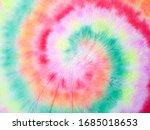 Tie Dye Spiral. Organic Fashion ...