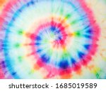 Watercolor Spiral. Organic...