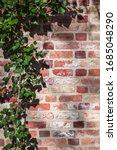 Nostalgic Brick Wall Partly...