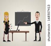 fired concept | Shutterstock .eps vector #168507413