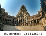 The Complex Of Angkor Wat ...