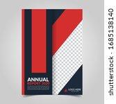 modern business cover for... | Shutterstock .eps vector #1685138140