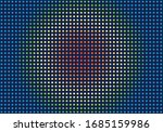 multicolored circle pattern... | Shutterstock .eps vector #1685159986