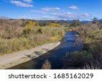 Beautiful River Landscape....