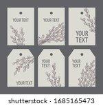 set willow on a light... | Shutterstock .eps vector #1685165473