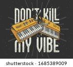 vector letterin composition... | Shutterstock .eps vector #1685389009