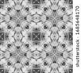 monochrome muslim wall.... | Shutterstock . vector #1685648170