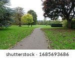 A Scenic View Of A Winding Path ...