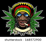adult,black,bob,cannabis,cap,cartoon,character,cigarette,dreadlocks,drug,flag,fun,funny,green,hair