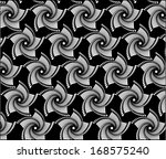 abstract geometric seamless... | Shutterstock .eps vector #168575240
