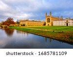 Cambridge  Uk. View Of...