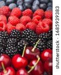 Fresh Organic Summer Berries...