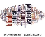 Word Cloud Summary of article Waterfowl Blinds Best To Conceal The Duck Goose Or Waterfowl Hunter
