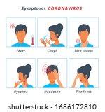 2019 ncov covid coronavirus... | Shutterstock . vector #1686172810