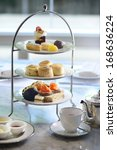 Small photo of traditional afternoon tea