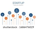 startup infographic 10 steps...