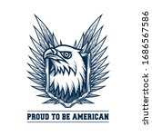 """""""proud To Be American""""    Label ..."""