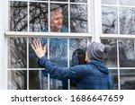 Teen Visiting Senior Citizen...