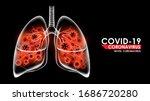 coronavirus disease covid 19... | Shutterstock .eps vector #1686720280
