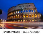 The Colosseum Or Coliseum  Als...
