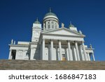 Helsinki Cathedral Is A...