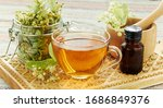 Linden Herbal  Tea With Lime...