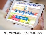 Grocery Online Shop To Order...
