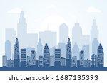 vector illustration design of... | Shutterstock .eps vector #1687135393