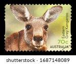 Australia   Circa 2015  A Stamp ...
