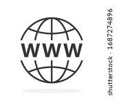 Internet Http Address Icon....