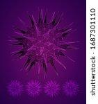 vector set of 3d models of...   Shutterstock .eps vector #1687301110