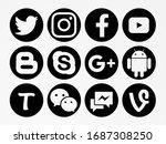 valencia  spain   march 23 ... | Shutterstock . vector #1687308250