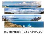Postcard Of Landscapes Of...