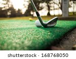 The Tee Off At Pitch And Putt