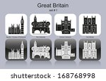 Landmarks Of Great Britain. Se...