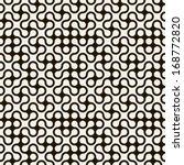 seamless geometric pattern....   Shutterstock .eps vector #168772820