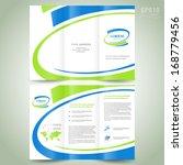 Brochure Design Template Folder ...