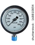 Small photo of dail Pressure Gauge
