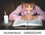 Religious Christian Child ...