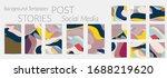 social media booster background ... | Shutterstock .eps vector #1688219620