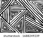 brush abstract pattern. grunge... | Shutterstock .eps vector #1688249239