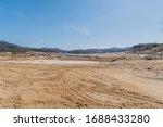 Landscape Of Construction Site...