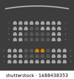 cinema seats booking online ui...