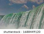 View Of The Impressive Niagara...