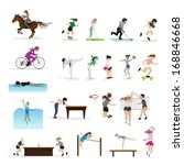 american,ball,baseball,basket,basketball,bike,billiards,bodybuilder,cyclist,dunk,equestrian,equitation,female,football,golf