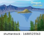 Crater Lake  Crater Lake In...