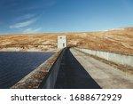 Glascarnoch Dam  An Arch...